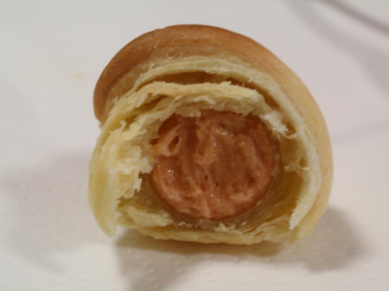 Mini croissant apéritif