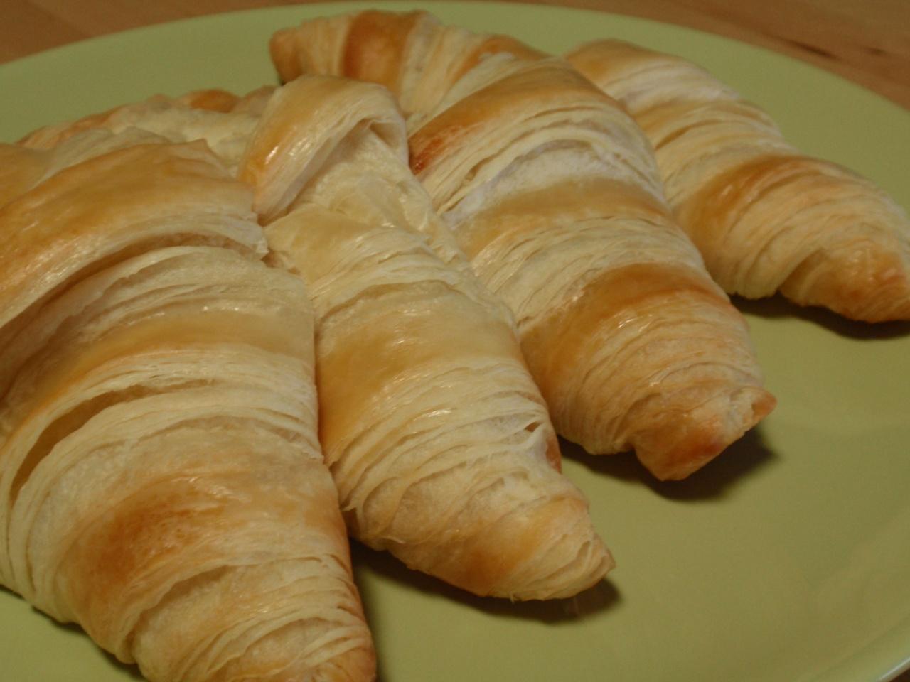 Croissants maison