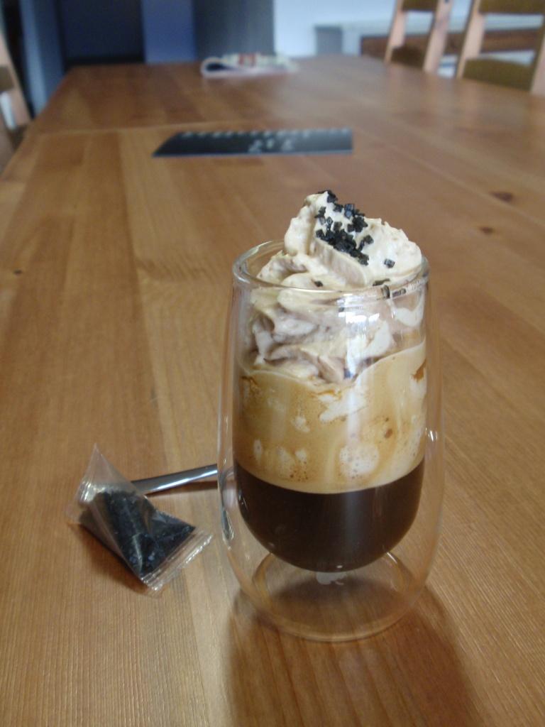 Café chantilly carambar